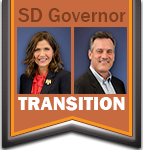 SD Governor Transition