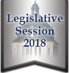 Legislative Session 2018